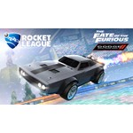 Rocket League The Fate of the Furious Ice Charger|RU