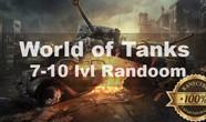 Купить аккаунт World of Tanks Random 7-10 LvL + почта на Origin-Sell.com