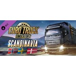 DLC Euro Truck Simulator 2 Scandinavia STEAM key Global