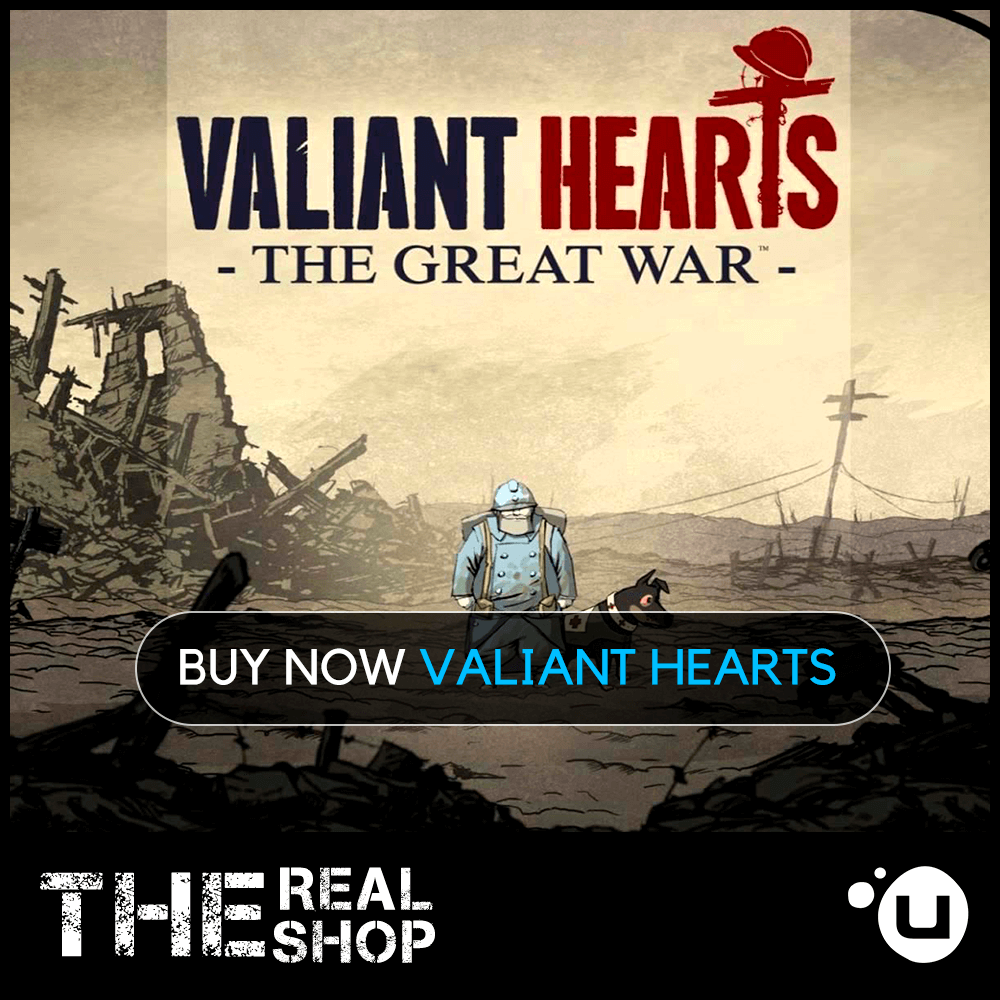 Купить Valiant Hearts [RU\MULTI] [ГАРАНТИЯ] Uplay