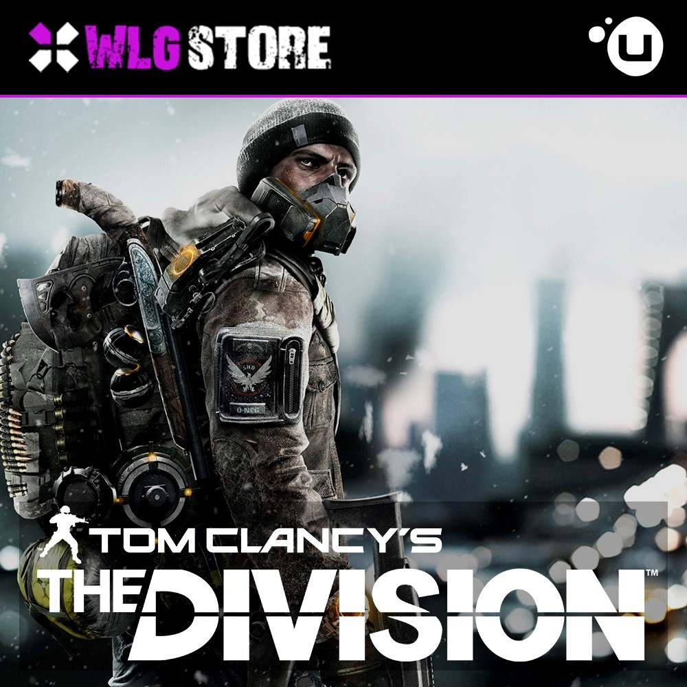 Купить Tom Clancy´s The Division [Гарантия] UPLAY