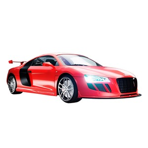 Audi R8 GT-R ABT  Professional, highly detailed 3Ds Max models for architectural visualizations by 3D Ground.