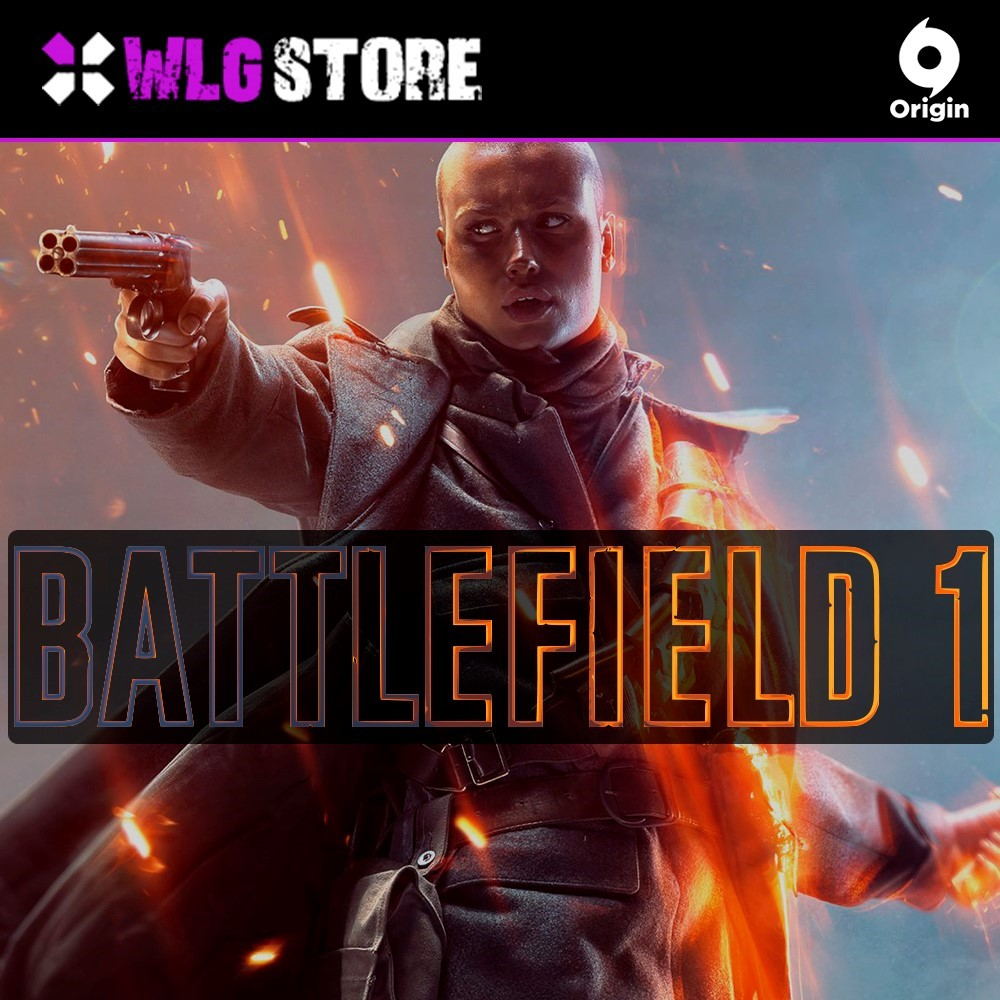 Купить BATTLEFIELD 1 [REGION FREE] ORIGIN