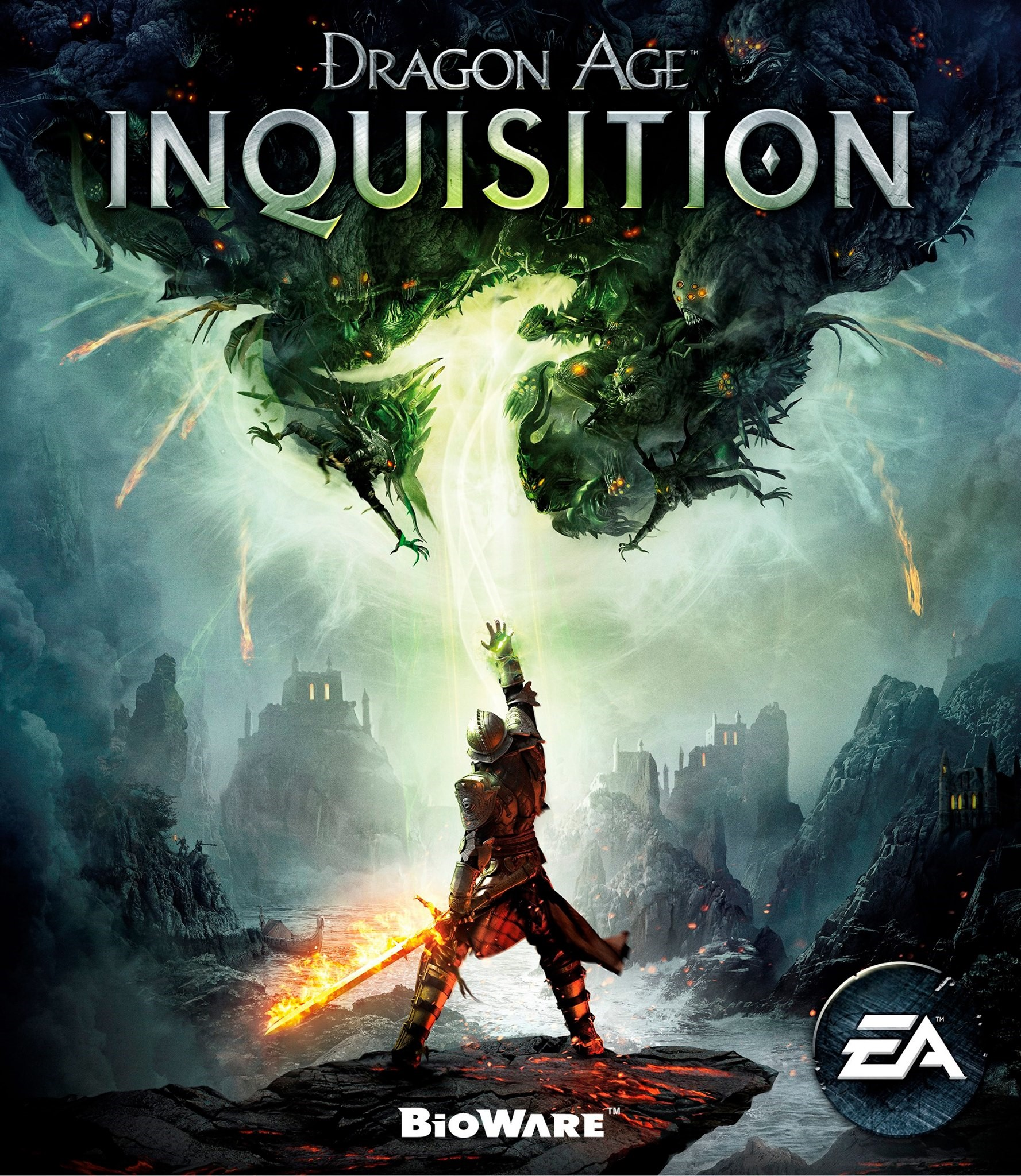 Купить Dragon Age: Inquisition ORIGIN