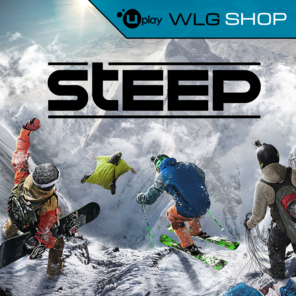 Купить STEEP [REGION FREE] UPLAY