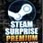 Gold Steam random key + подарок*