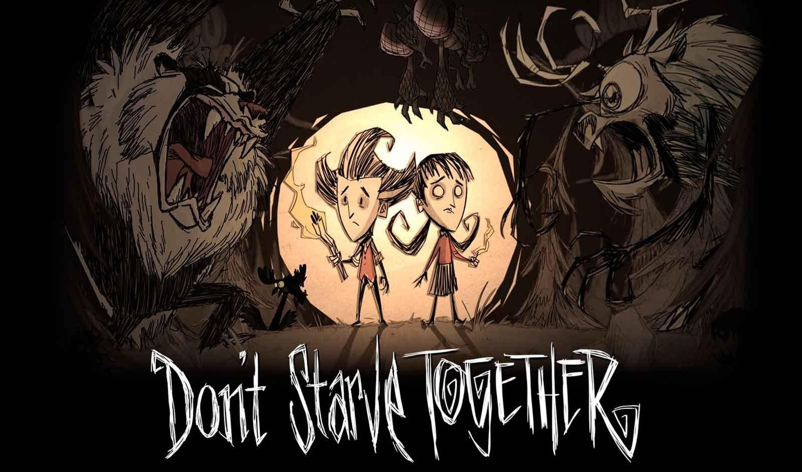 Купить Don´t Starve Together (Steam account) (ROW)
