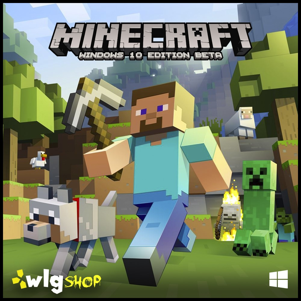 Купить Minecraft Windows 10 Edition Ключ