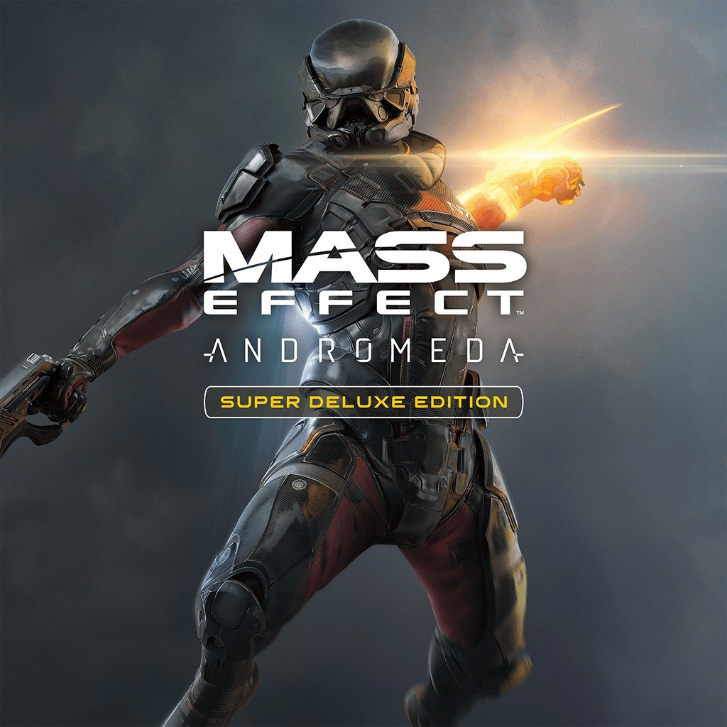 Купить MASS EFFECT: ANDROMEDA SUPER DELUXE EDITION ORIGIN