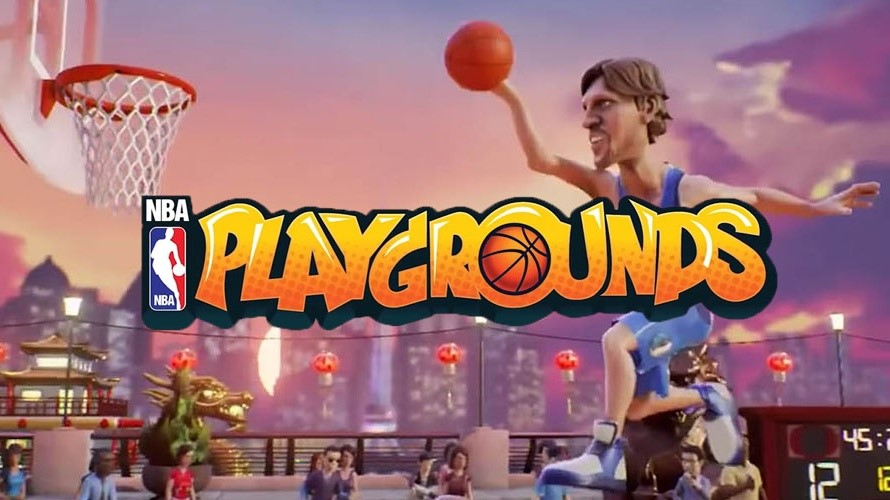 Купить NBA Playgrounds (Steam Gift | RU)