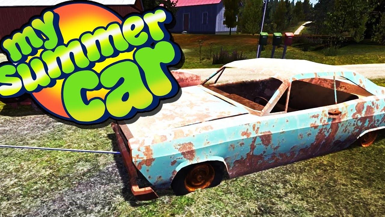 Купить My Summer Car (Steam Gift RU)