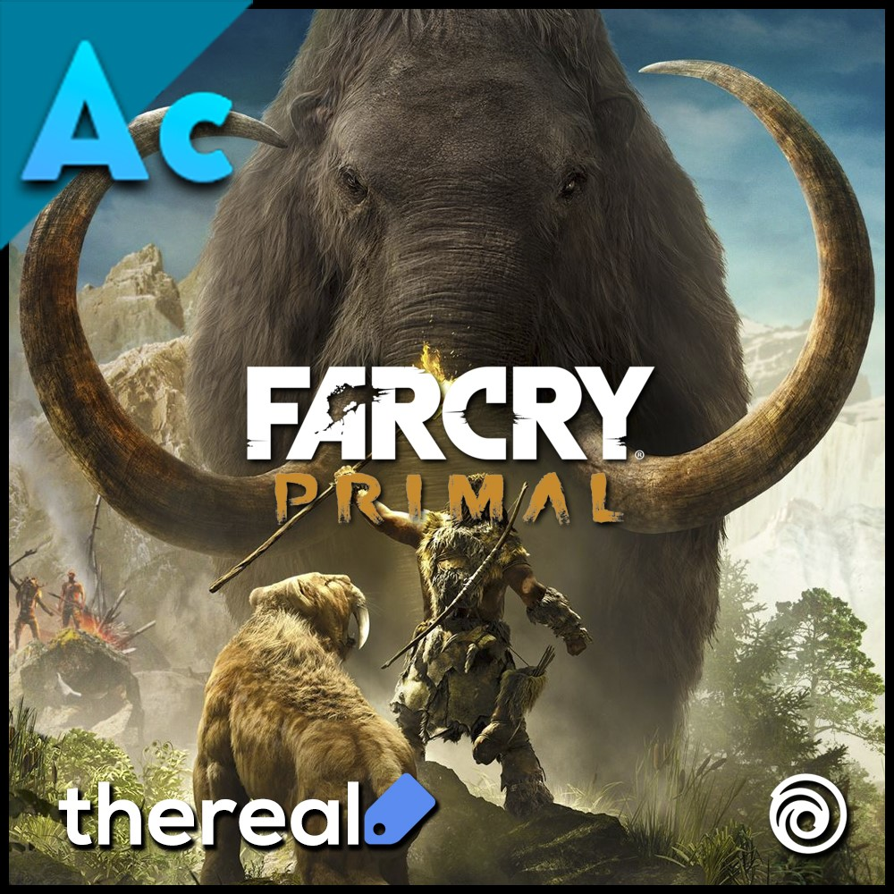 Купить Far Cry Primal | REGION FREE | ГАРАНТИЯ | UPLAY&#9989