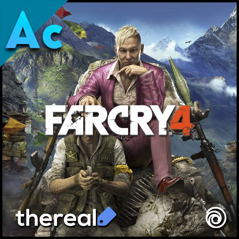 Купить FAR CRY 4 | REGION FREE | ГАРАНТИЯ | UPLAY &#9989