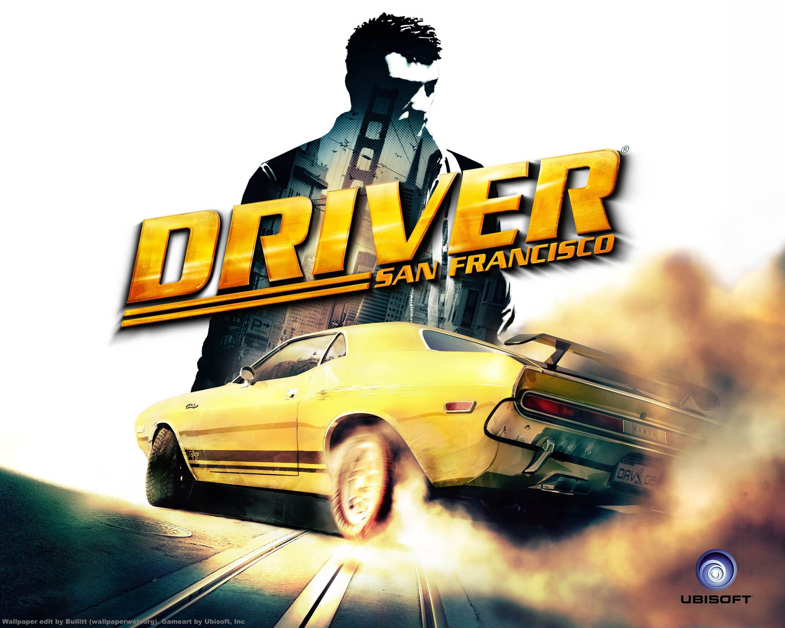 Купить Driver: San Francisco [Гарантия] UPLAY