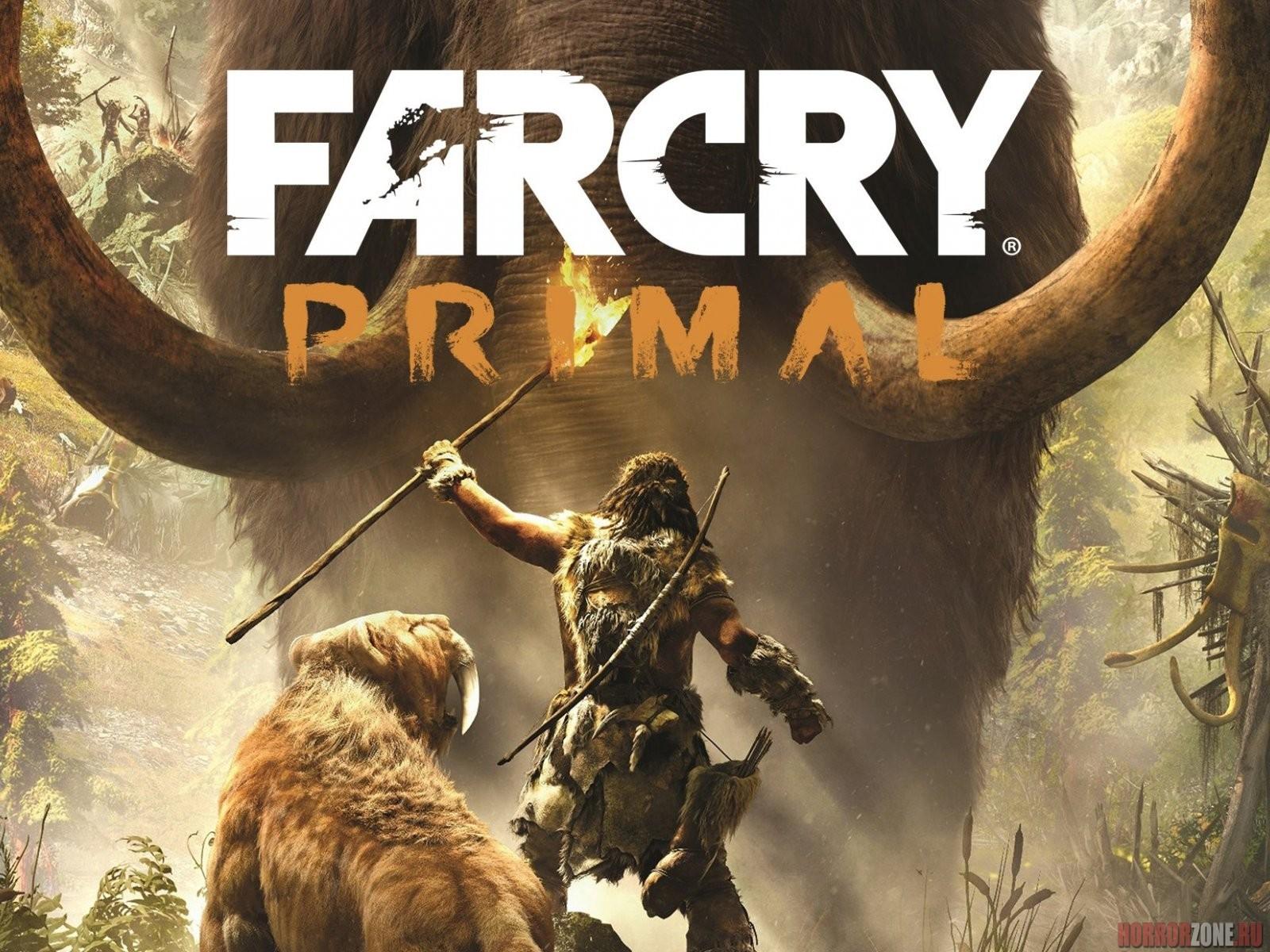 Купить Far Cry Primal [Гарантия] UPLAY