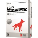 G Data Internet Security 1 год 1 ПК Region Free