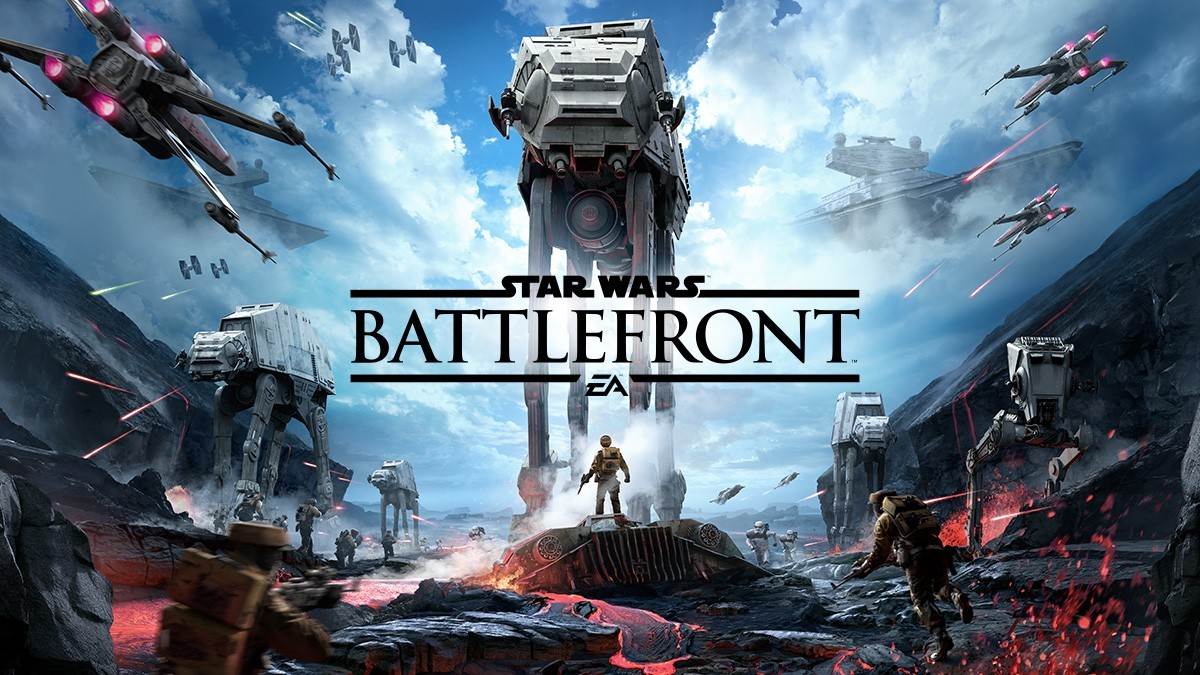 Купить Star Wars Battlefront + Ответ на секретку