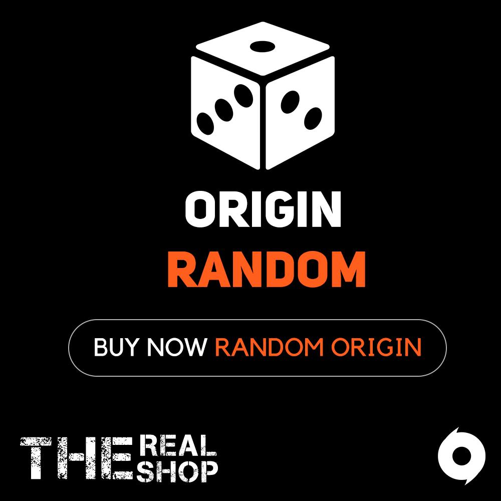Купить RANDOM Origin Account   СЛУЧАЙНЫЙ АККАУНТ   Region FREE