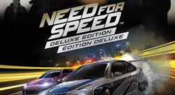Need For Speed Deluxe Edition + Ответ на секртеку