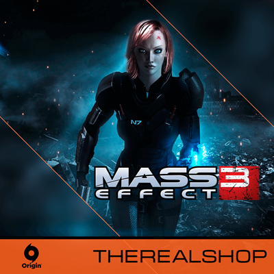 Купить Mass Effect 3 | REGION FREE | ГАРАНТИЯ | ORIGIN &#9989
