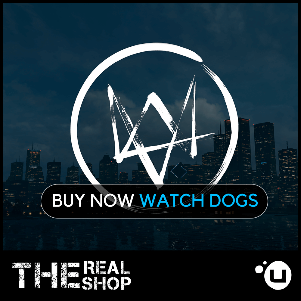 Купить WATCH DOGS [ Multi / Гарантия ] Uplay
