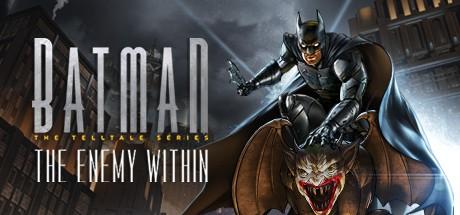 Купить Batman: The Enemy Within The Telltale Series (Steam)