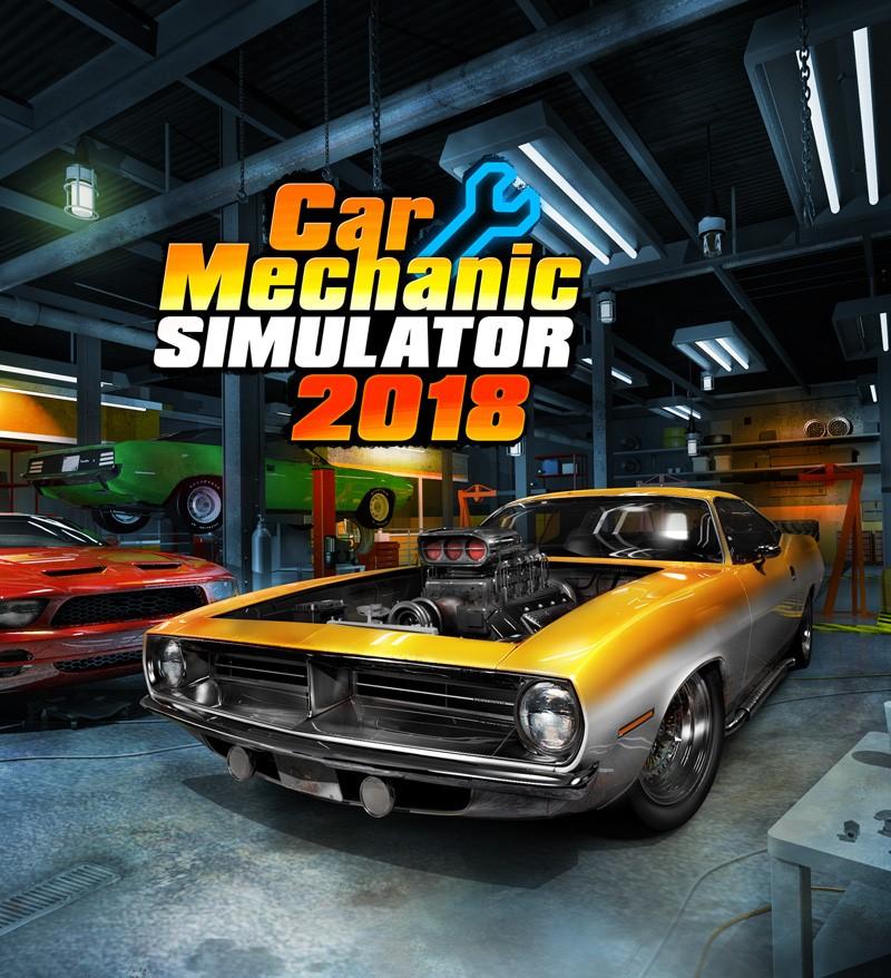 Купить Car Mechanic Simulator 2018 (Steam RU)