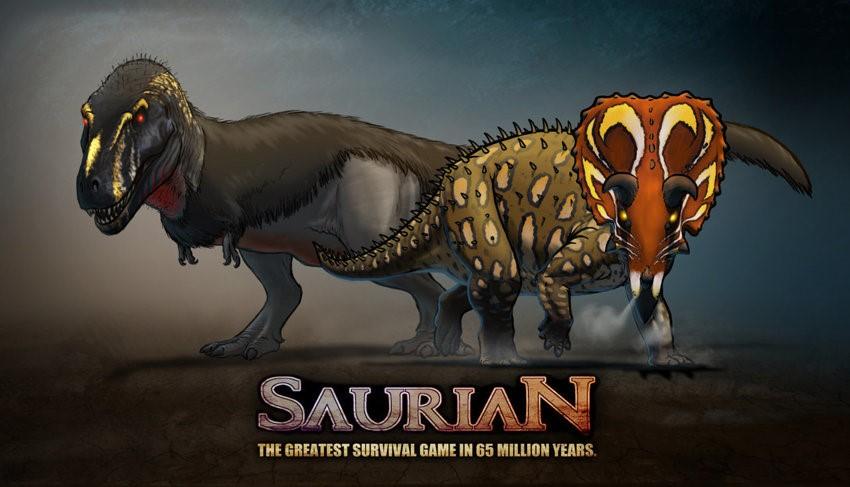 Купить Saurian !Игра быстро! (Steam Россия)