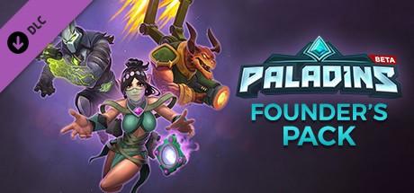 Купить Paladins - Founders Pack (Steam RU)