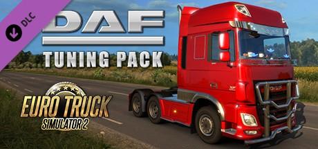 Купить Euro Truck Simulator 2 - DAF Tuning Pack (Steam RU)