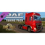 Euro Truck Simulator 2 - DAF Tuning Pack (Steam RU)