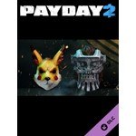 PAYDAY 2: Electarodent and Titan Masks DLC (Steam Key)