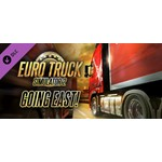 DLC Euro Truck Simulator 2 - Going East! STEAM KEY
