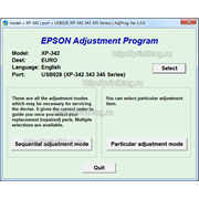 Reset epson adjustment program bx305f