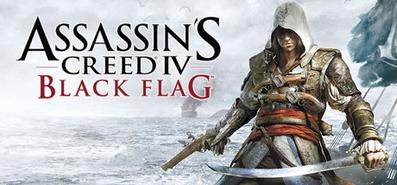 Купить Assassin's Creed IV Black Flag [ПОЖИЗНЕННАЯ ГАРАНТИЯ]