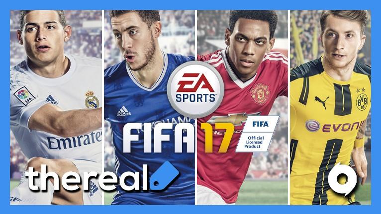 Купить FIFA 17   Region Free   Гарантия   Origin