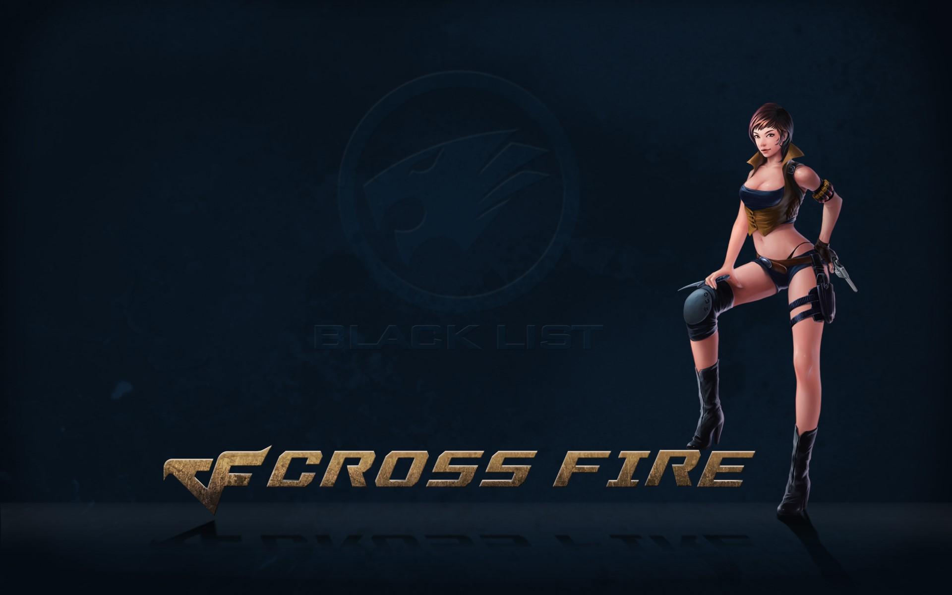 CrossFire от Салаги (случайный аккаунт)