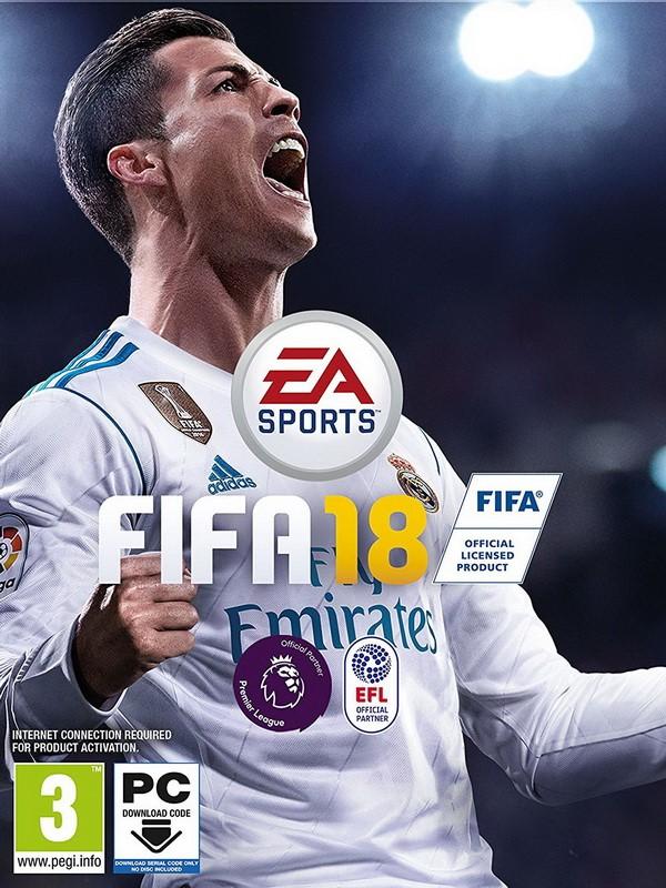Купить Fifa 18( возможны монеты на счету) + Подарок