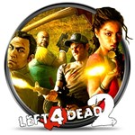 Left 4 Dead 2 (ROW) STEAM Gift Region Free