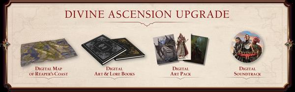 Купить Divinity: Original Sin 2 - Divine Ascension DLC