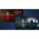 Diablo III 3 Battlechest (Battle.net/RU/EU/US)+ПОДАРОК