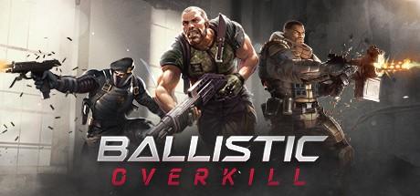 Купить Ballistic Overkill (Steam Россия)