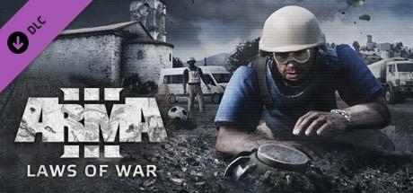 Купить ARMA 3 LAWS OF WAR (Steam RU)