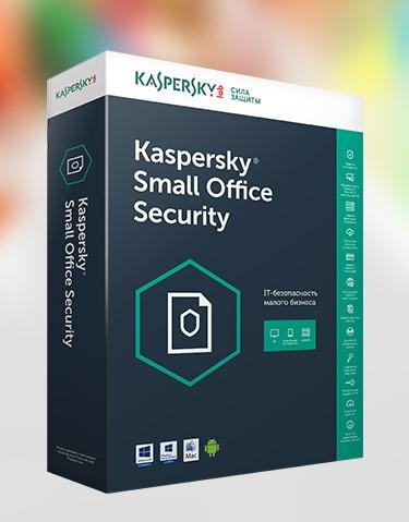 Kaspersky Small Office Security 5 ПК 91 дней