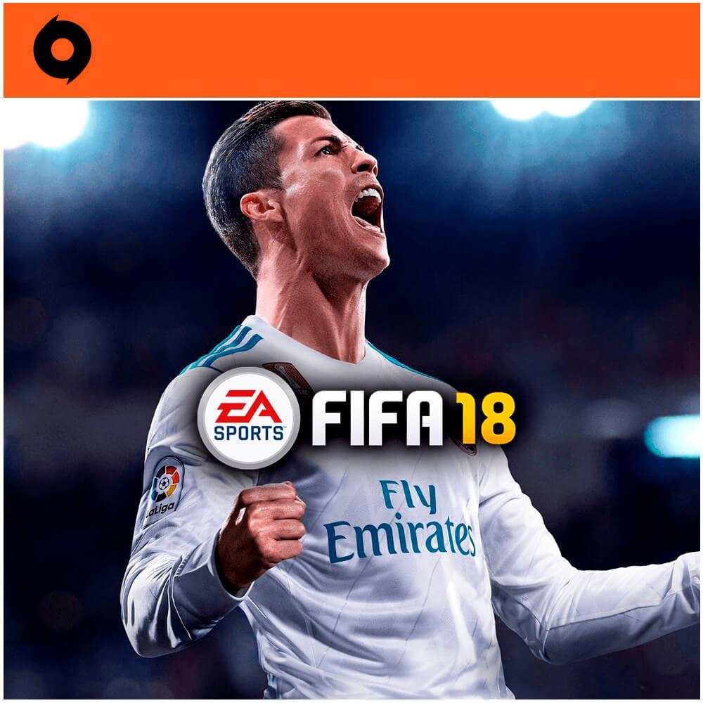 Купить FIFA 18   REGION FREE   CASHBACK   ORIGIN &#9989