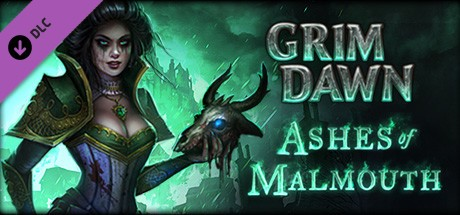 Купить Grim Dawn - Ashes of Malmouth Expansion (Steam RU)
