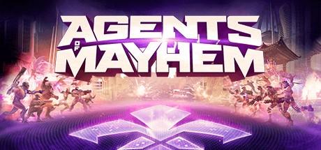 Купить Agents of Mayhem (Steam RU)