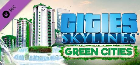 Купить Cities: Skylines - Green Cities (Steam RU)