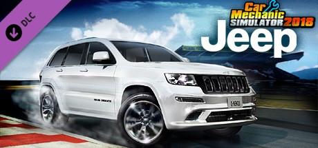 Купить Car Mechanic Simulator 2018 - Jeep DLC Steam RU