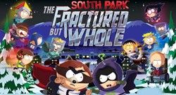 Uplay South Park The Fractured but Whole + подарок